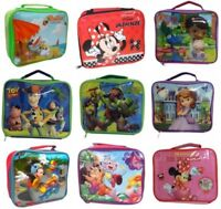 Official Character Childrens Lunch Bag Picnic Bag Lunch Box Back To School Kids