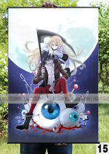 Anime Angels of Death Zack Ray Poster Wall Home Scroll Decor Cos 60*90cm#1-565