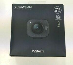 Logitech StreamCam Full HD Camera Graphite