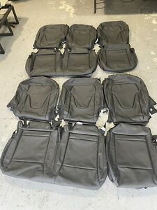 Mercedes Benz V-class Nappa Seat Covers Oem