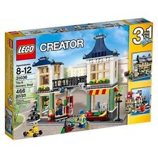 31036 TOY & GROCERY SHOP lego creator NEW sealed 3 in 1 legos set city