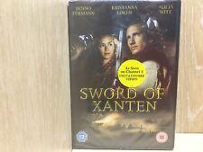 Sword of Xanten Uncut Extended DVD New & Sealed Benno Furmann Kristanna Loken