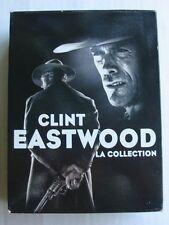 COFFRET 9 DVD - CLINT EASTWOOD - LA COLLECTION - 6 FILMS + PLEINS FEUX SUR C.E.