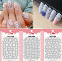 Flower Tips DIY Water Transfer Gradient Light Nail Art Stickers Manicure