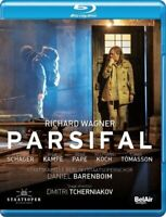 Wagner:Parsifal [Wolfgang Koch; Rene Pape; Andreas Schager; [DVD][Region 2]