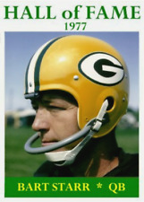 BART STARR 77 HALL OF FAME ACEO ART CARD ### BUY 5 GET 1 FREE ## or 30% OFF 12