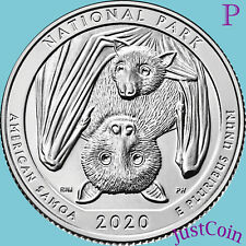 2020-P NATIONAL PARK OF AMERICAN SAMOA QUARTER UNCIRCULATED PRESALE FEB 03rd