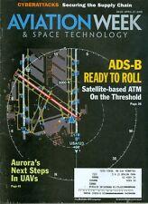 2009 Aviation Week & Space Technology Magazine: ADS-B Satellite-Based ATM Ready