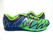 New Balance Men's MXC900 Cross Country Spikeless Shoe Green/Blue Size 12.5