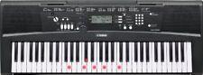 Yamaha Ez-220 Midi Keyboard - 61 Key[s] - Black - Lcd Display - 392 Voice[s] - 1