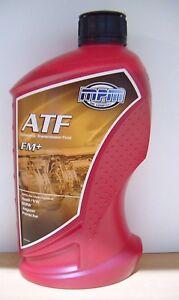 MPM Premium Synthetic ATF Automatic Transmission Fluid FM+  1L