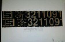 POLARIS Genuine OEM ATV Belt 3211091 Sportman 2002 - 2007 600 700 mv7 500efi x2