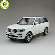 1/18 Land Rover Range Rover SUV WELLY GTAUTOS Diecast SUV CAR MODEL TOYS White