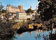 BR47805 Le Chateau de henry IV dominant le Gave     France