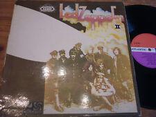 LED ZEPPELIN II French LP ATLANTIC 921021