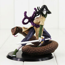 Naruto Series Xmas gift Grass-Cutting Sword Ver. Orochimaru PVC Figure