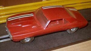 REVELL 60s PONTIAC FIREBIRD   VINTAGE SLOT CAR  1/32