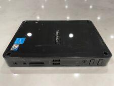 ViewSonic Mini PC Computer Intel Atom @ 1.6GHz 2GB 320GB VOT 133 Nettop VS12933