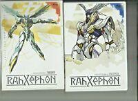 RahXephon - Vol. 1-5-6-7 Lot of 4 DVD's  15 total episodes anime