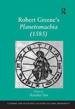 NEW - Robert Greene's Planetomachia (1585) by Robert Greene