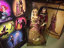 Disney Fairy Tale Designer Series RAPUNZEL and MOTHER GOETHEL Set**IN HAND**NEW!