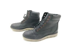 Timberland Damen Stiefel Stiefelette Boots Schwarz Gr. 36 (UK 3,5)