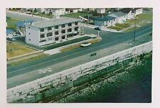 Surf Motor Hotel 209 Dallas Road Victoria BC British Columbia Postcard Unposted