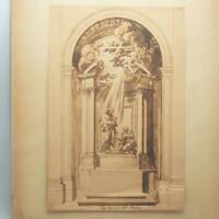 Antique Lithograph Leo S Olschki Firenze Lorenzo Bernini Art Print