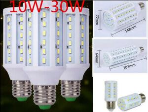 1PC E27 DC12V Base Socket Screw LED Corn Light Lamp Bulb Outdoor Camp