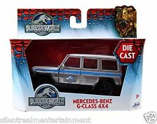 Jurassic World MERCEDES G CLASS 1:43 Scale Die-Cast  4x4 Vehicle Jada Toys