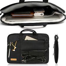 Unisex Multi-function Waterproof Business 13inch&14inch Laptop Sleeve Case Bag