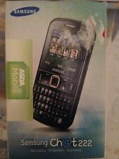 Samsung Chat 222 - Sweet Pink (Unlocked) Mobile Phone