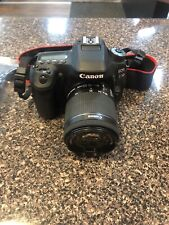 Canon EOS 80D Digital Camera with EF-S 18-55 Lens