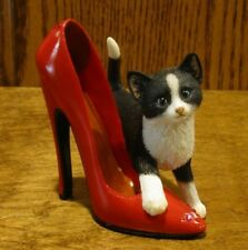 KITTEN HEELS #CA00251 SAFFRON, From Country Artists From Retail Store, Enesco