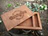 Personalised 4 x 6 Mr And Mrs Wedding Photo album Wood box Wooden Storage