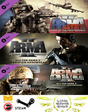 Arma 2:British Armed Forces+Private Military Comp+Army of the Czech  PCSTEAM KEY