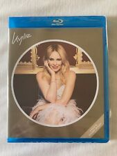 Kylie Minogue - Secret Night Blu-Ray - Brand New and Sealed