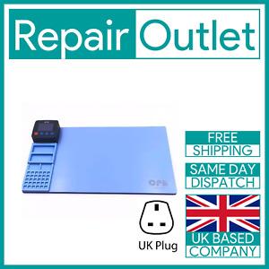 CPB 320 Heat mat Hot Pad Plate for iPad iPhone Screen Repair Workstation UK Plug