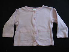 Baby Gap Pink Button Front Jacket, Size 12-18 mos.
