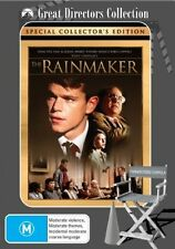 THE RAINMAKER DVD 2007 MATT DAMON, DANNY DE VITO-BRAND NEW - JOHN GRISHAM NOVEL
