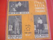 LP DOMINGA DUO LO VETERE DILVA MENOZZI ALFREDO MAJELLA LUCIANA TOSCANO LOOK