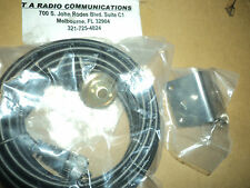 New Tram Nmo 34 Hole Mount With 17 Cable Amp Pl 259 Amp Tram L Braket Nmo 1250 1255