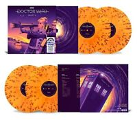 Doctor Who : Galaxy 4 : Record Store Day : Ltd Edit Coloured Vinyl : New Sealed