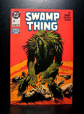 COMICS: DC: Saga of the Swamp Thing #63 (1980s) - RARE (alan moore/batman/flash)