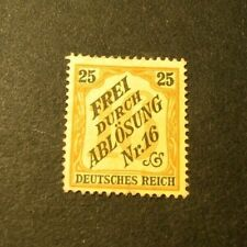 Germany-Prussia Stamp Scott#  OL21 Official Stamp 1867 MH   C534