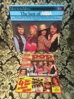 ABBA , The best of, Made in Holland 1984 & Titelseite pop 1978, selten rare