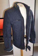 Superdry Cotton Biker Jackets for Men