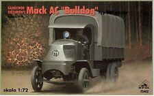 Mack AC Bulldog EHC WW1 American Truck (1/72 model kit, RPM 72402)