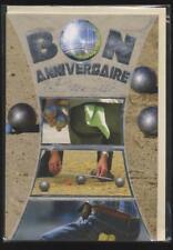 NEUF CARTE BON ANNIVERSAIRE + ENVELOPPE !! 10 CARTES ACHETEES = PORT GRATUIT