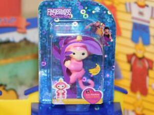 Zuru Toy Mini Brands Super RARE Metallic Monkey Fingerlings Very hard to find!
